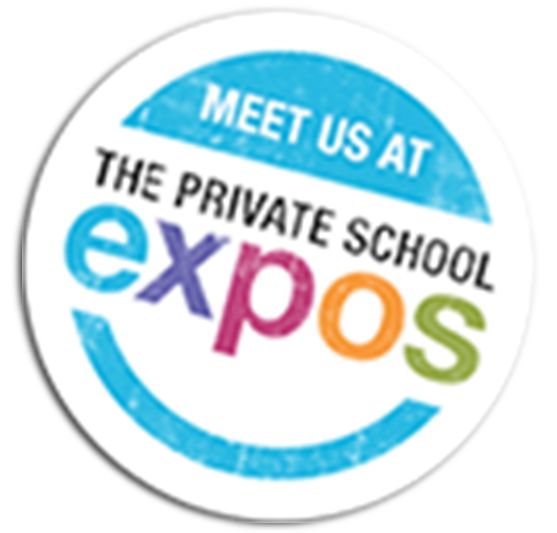 Meet us at the private school expos